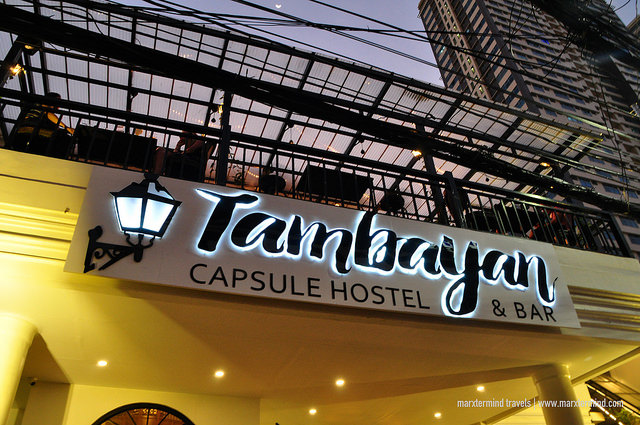 Weekend Hang Out At Tambayan Capsule Hostel In Malate